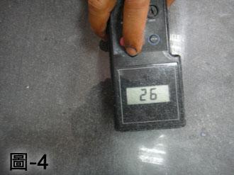 將原來的提供的氧化矽磨液配方依客戶石材的需求再作調整(濃度與粒徑及pH…調整)測試2