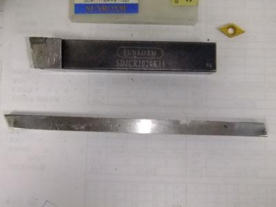白鋼刀(1cm X 1cm)及替換式刀片及刀架