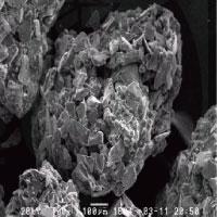 酒精造粒成果-碳化矽造粒成型機台(SiC)