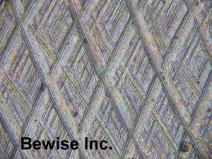 4刃圓鼻銑刀/超微粒鎢鋼-鎢鋼刀具切削刀痕金相圖